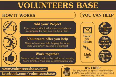 Volunteers Base