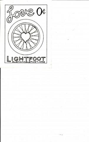 Lightfoot Love fill-your-own