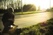 Hitchhiking to Texel